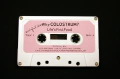 Why Colostrum? Cassette