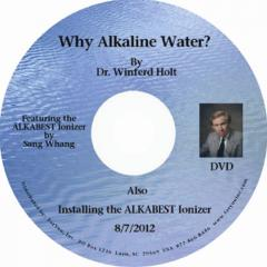 Why Alkaline Water? DVD