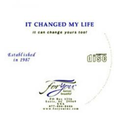 It Changed My Life CDs (5)