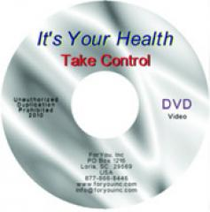 It's Your Health: Take Control DVD