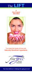 Non-Surgical Facelift Brochures (10 qty)