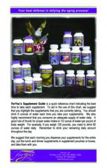 Supplement Guides (10)