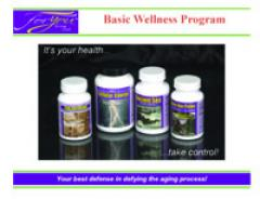 Basic Wellness Brochures (10)